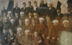 delegatet e Kongresit Mysliman-1923