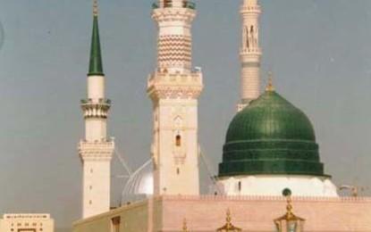 Profeti (a.s.) me madhështinë e personalitetit të tij dhe gradën e tij të lartë