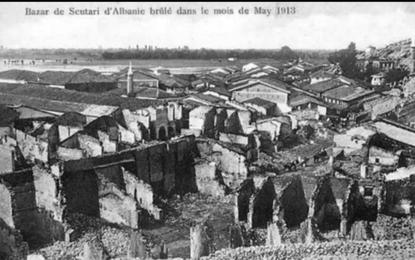 Në Luftërat Ballkanike 1912-1913 Mbretëritë serbe, malazeze dhe greke kanë ushtruar gjenocid dhe spastrim etnik mbi popullsinë myslimane shqiptare
