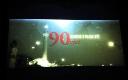 """Dokumentari """"90 vjet Zani i Naltë"""" shfaqet në Korçë"""