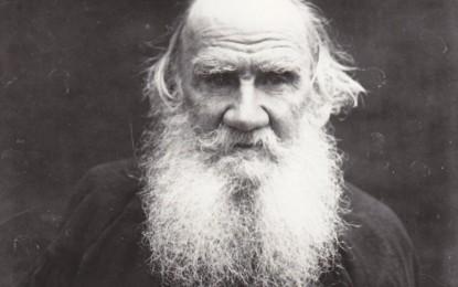 """Tolstoi: """"Kush është Muhamedi (a.s.)?"""""""