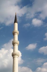 Minaret_Kocatepe