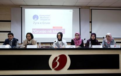 """KMSH organizon simpoziumin """"Gruaja në Islam"""""""
