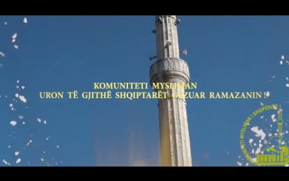 Zani i Naltë ju uron gëzuar Muajin e Bekuar të Ramazanit