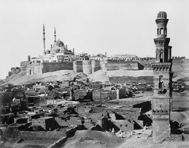 Cairo-citadel-1800s -web