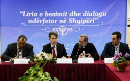 Liria e besimit dhe dialogu ndërfetar në Shqipëri