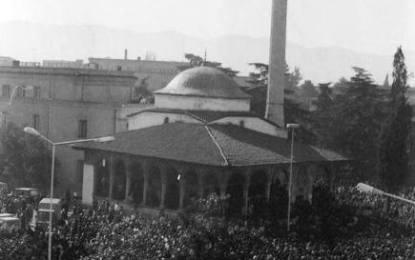 25 vjet nga rihapja e xhamisë së Et'hem Beut