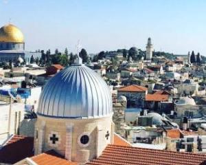Hz. Umeri dhe paqja e Jeruzalemit