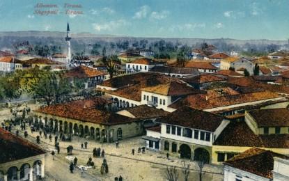 Foto të rralla të Shqipërisë në vitet 1914-1918