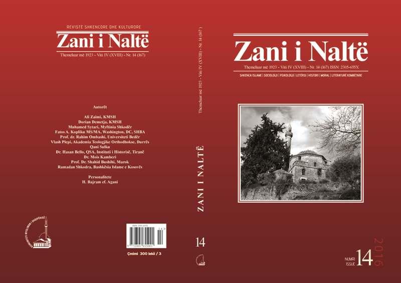 kopertina Zani i  Nalte  nr 14.. - Copy