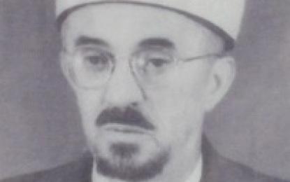 Hafiz Bajram ef. Agani, projektues i Bashkësisë Islame të Kosovës