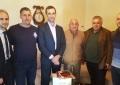 """Vizitë H. Ismail Muçej, kryeredaktorit të parë të """"Drita Islame"""""""