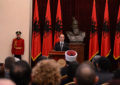 "Presidenti Nishani vlerëson H. Ali Korçën me Dekoratën ""Nderi i Kombit"""