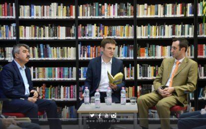 """Seminar """"Kur librat flasin"""" mbi veprën e H. Vehbi Dibrës"""