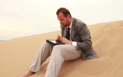Vetmitarë të shkretëtirës virtuale ose murgjër wireless