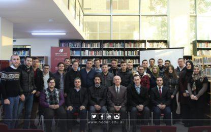 """Bedër, zhvillohet simpoziumin """"Islami në Ballkan"""""""
