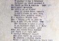 Poemë satirike, që lexohet për vlerat semantike, gjuhësore e stilistike, artistike e letrare