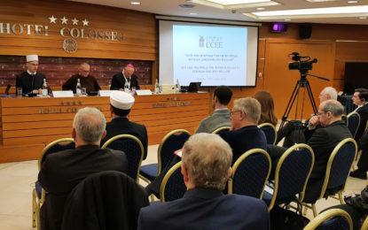 """Zhvillohet konferenca """"Feja dhe përshpirtëria në marrëdhëniet mes të krishterëve dhe myslimanëve"""""""