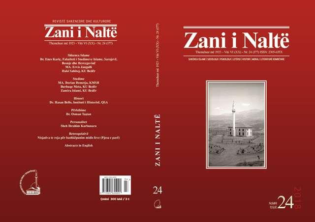 kopertina Zani i Nalte nr 24
