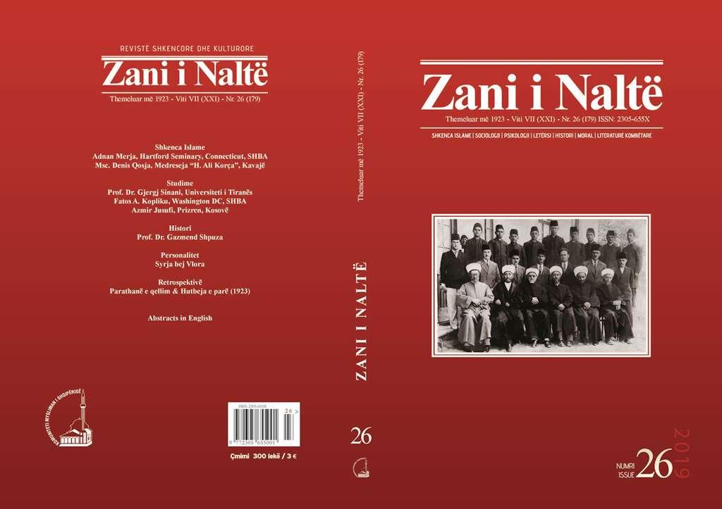kopertina Zani i Nalte nr 26