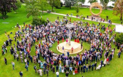 """Këshilli Ndërfetar i Shqipërisë merr pjesë në Asamblenë e X Botërore """"Fetë për Paqen"""" në Gjermani"""