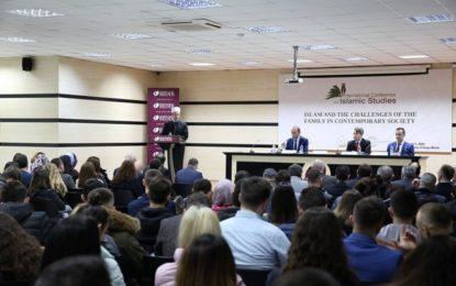 """Zhvillohet Konferenca e III Ndërkombëtare në Studimet Islame (ISCON)""""Islami dhe sfidat e familjes në shoqërinë bashkëkohore"""""""