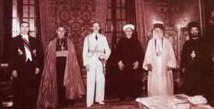 mbreti dhe kleriket
