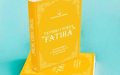 KMSH boton tesfsirin e Fatihasë nga tre dijetarë shqiptarë