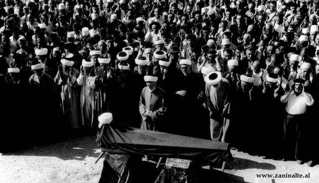xhenazja e sheh Qazim Hoxhes-drejtuar nga H. Sabri Bushati