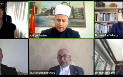 """Zhvillohet simpoziumi ndërkombëtar: """"Roli i edukimit fetar në promovimin e një kulture të përparimit dhe zhvillimit"""""""
